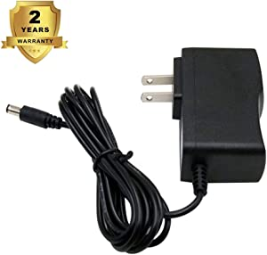 New AC DC Adapter for Hurricane SpinScrubber Spin Scrubber Brush Rechargeable Turbo Scrubber & TeleBrands Corp, for Hurricane Spin Brush HSS1 HSSI JF-DY085030 Power Supply