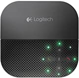Logitech Mobile Speakerphone P710e Wireless Hands-free Speakerphone(Certified Refurbished)