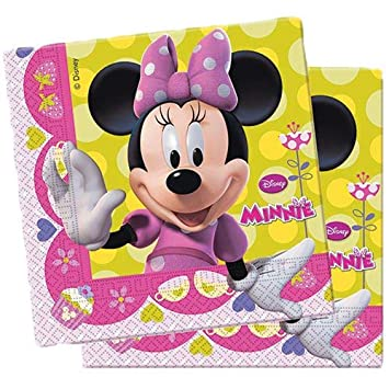 ALMACENESADAN 2691; Pack 20 servilletas de Papel Disney ...