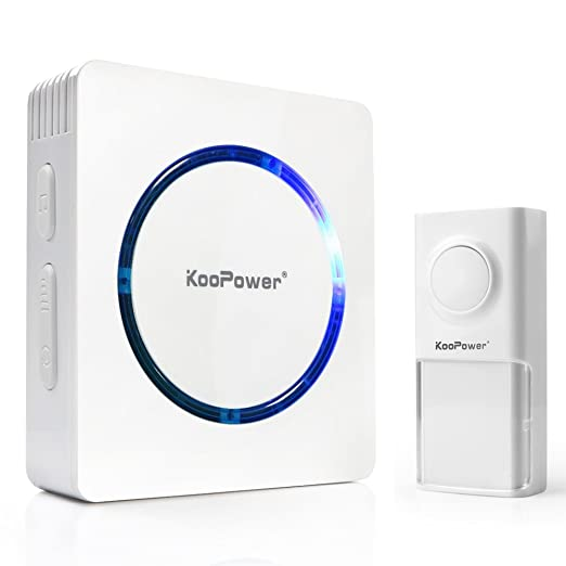 25 opinioni per Koopower Campanello Senza IP55 Impermeabile per Casa, Doorbell Wireless Funziona