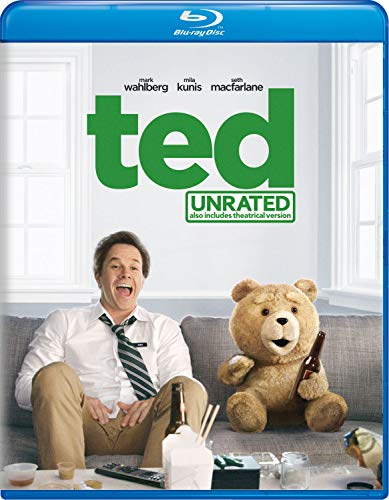 Ted [Blu-ray]]()