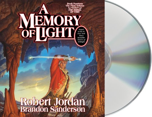 A Memory of Light (Wheel of Time, Book 14) by Macmillan Audio