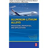 Aluminum-Lithium Alloys: Chapter 13. Fracture Toughness and Fracture Modes of Aerospace Aluminum–Lithium Alloys