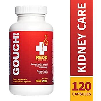 Amazon.com: #1 GOUT Relief URIC Acid Support Supplement