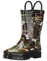 Western Chief Kids Deer Hunter Rain Boots