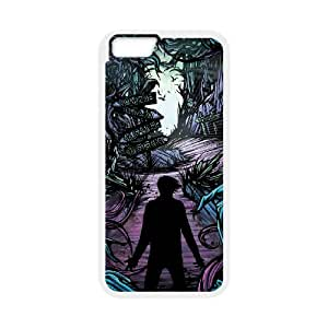 Rock Band Adtr A Day To Remember Iphone 6 Plus 5.5 Inch Cell Phone Case White Special gift AJ84477P