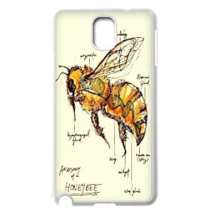 Bee Cute Pattern Hard Shell Phone Case Cover For Samsung Galaxy Note 3 Case 20