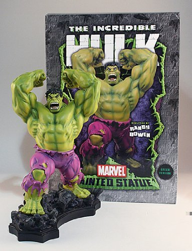 Classic Hulk Statue by Bowen Designs