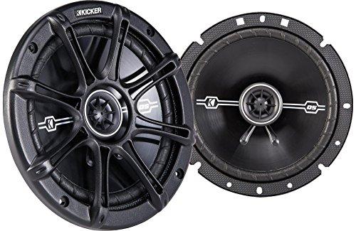 """Kicker 2-Way 6.75"""" Coaxial Speakers (41DSC674 D Series)"""