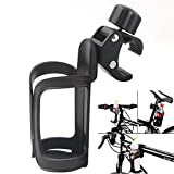 Edition Bike Cup HolderT-Monici Stroller Bottle Holders,Stroller Drink Holders 360 Degrees Rotation Antislip Cup Drink Holder for Baby Stroller/Pushchair, Bicycle, Wheelchair, Motorcycle
