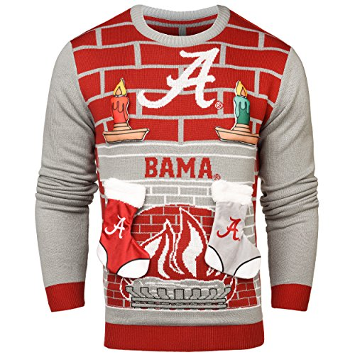 Alabama Crimson Tide Ugly Sweater, Alabama Christmas Sweater, Ugly ...