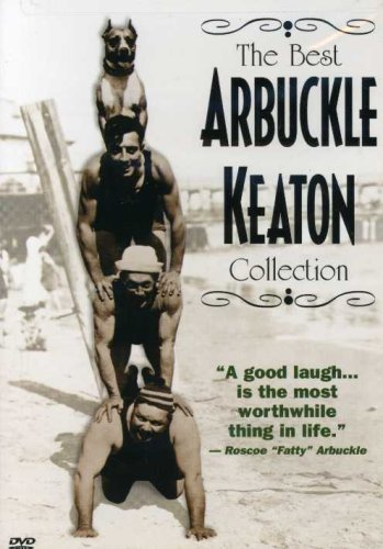 The Best Arbuckle/Keaton Collection by Image Entertainment