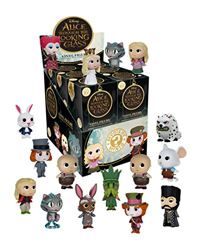 Funko Mystery Mini: Alice: Through The Looking Glass - One Mystery -