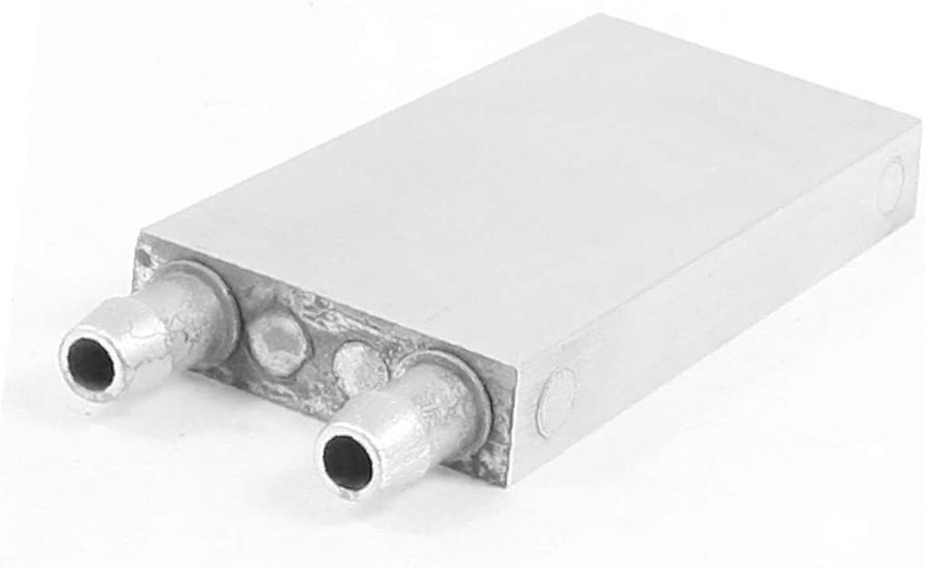 0e4-c3-4f-197 X-DREE 80x40x12mm Water Cooling high performance Block for CPU essential Graphics Radiator Heatsink