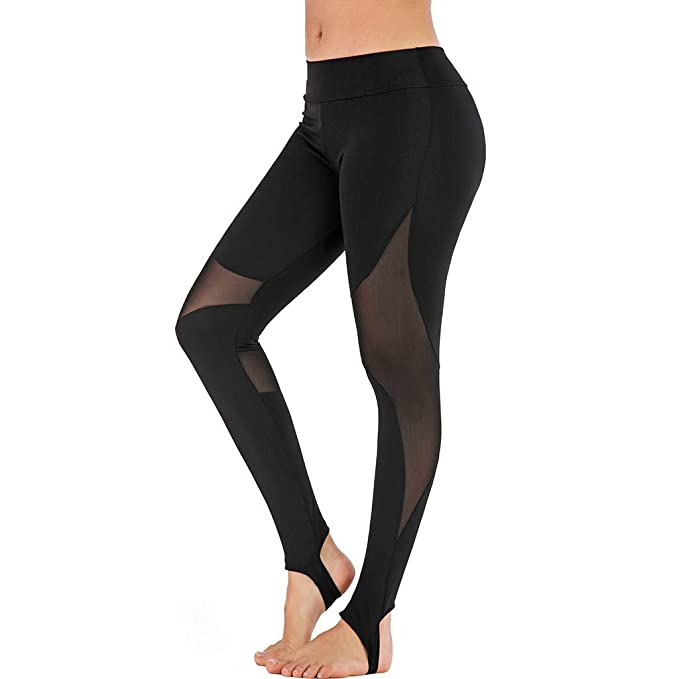 LANSKIRT_Pantalones Leggings Mujer Vestir anchos mujeres ...