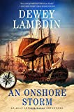 img - for An Onshore Storm: An Alan Lewrie Naval Adventure (Alan Lewrie Naval Adventures) book / textbook / text book