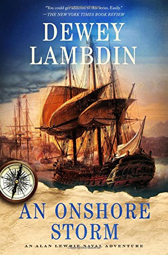 An Onshore Storm: An Alan Lewrie Naval Adventure (Alan Lewrie Naval Adventures)