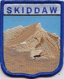 Cumbria Skiddaw bordado Badge (A422)