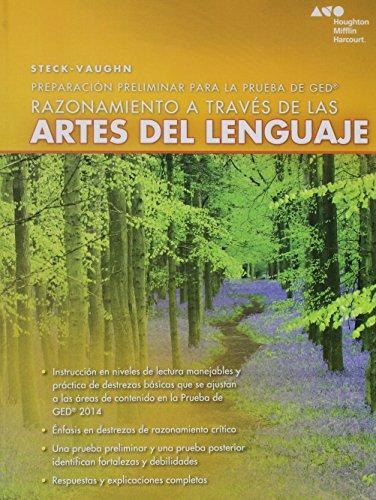 Steck-Vaughn Pre GED, Spanish: Workbook Reasoning Through Language Arts Reading (Spanish Edition)