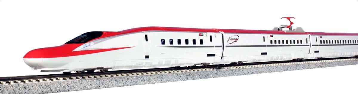 KATO Nゲージ E6系 新幹線 スーパーこまち 基本 3両セット 10-1136 鉄道模型 電車 B00AK6MZ6G