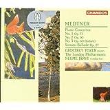 Concertos Pour Piano N 1 Op. 33, N 2, Op. 50, N 3, Op. 60, Sonate-Ballade Op. 27