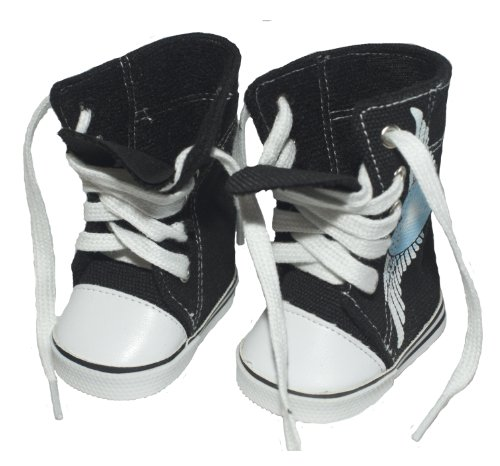 Buys By Bella's Wings Tennis Shoes for 18 Inch Dolls Like American Girl, Baby & Kids Zone
