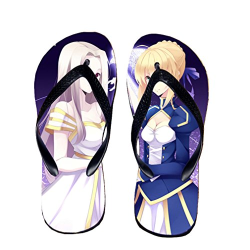 Bromeo Fate Zero Fate/stay Night Anime Unisex Flip Flops Chanclas 204