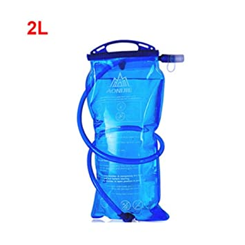 Symboat Botella de Agua Bolsa 1L/1.5L/2L/3L – Hidratación Camelback Táctico Mochila Bolsa de Agua para Camping Senderismo en Plein Air