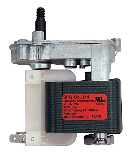 Edgewater Parts WR60X10258 Ice Dispenser Crusher Motor Compatible with GE and Hotpoint Refrigerators