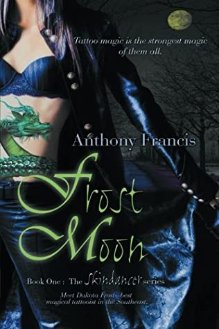 book cover of Frost Moon