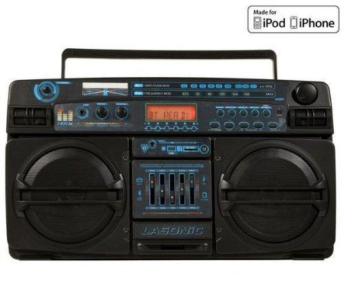 amazon com lasonic i 931bt portable ghetto blaster boom box stereo rh m amazon com Lasonic DBX 510 Ghetto Blaster