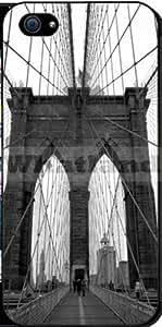 Whatland New York City Brooklyn Bridge Case for Apple Iphone 4/4s by ruishername