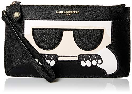 Karl Lagerfeld Paris Peeking Karl LG Wristlet