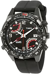 Amazon.com: Timex Men's T49865 Intelligent Quartz Fly Back ...