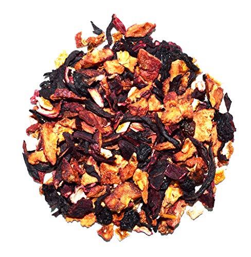 Orange Fruit Tea - Decaffeinated - 100% Natural - Loose Leaf Tea - 2oz