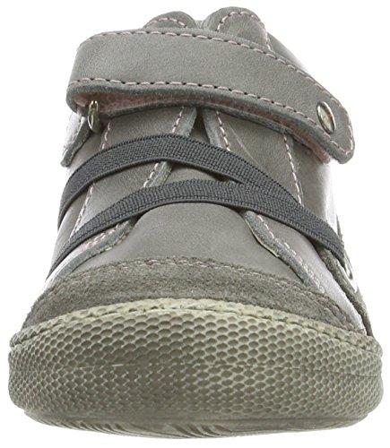 Primigi Ptf 7189, Zapatillas Para Niñas Gris (Antracite)