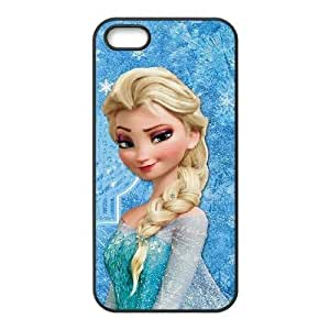 iphone5 5s phone case Black Frozen PGD4506249