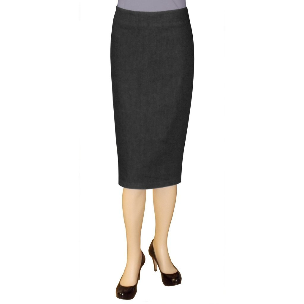 812df5a437 ... 8 (32- waist) Size 10 (33- waist) Size 12 (34- waist) Size 14 (35-  waist) Size 16 (37- waist) Classic denim skirt that will look great whether  you dress ...