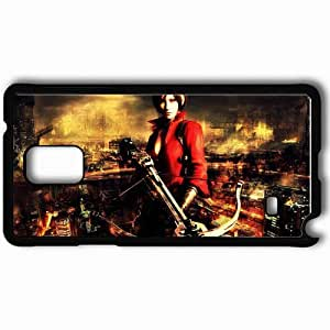 Personalized Samsung Note 4 Cell phone Case/Cover Skin Ada Wong Crossbow City Black