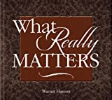 What Really Matters, Warren Hanson, 0931674786