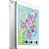 Apple 9.7 iPad (6th Generation, 128GB, Wi-Fi Only, Silver)