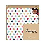 ORIGAMI ORIGAMI dot pattern 15cm (Japan Import)