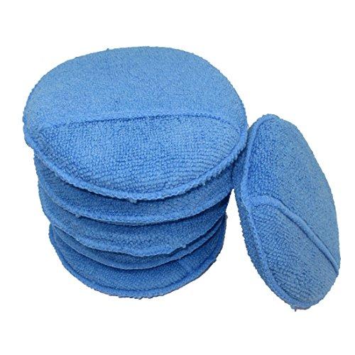 wax application pads - 5