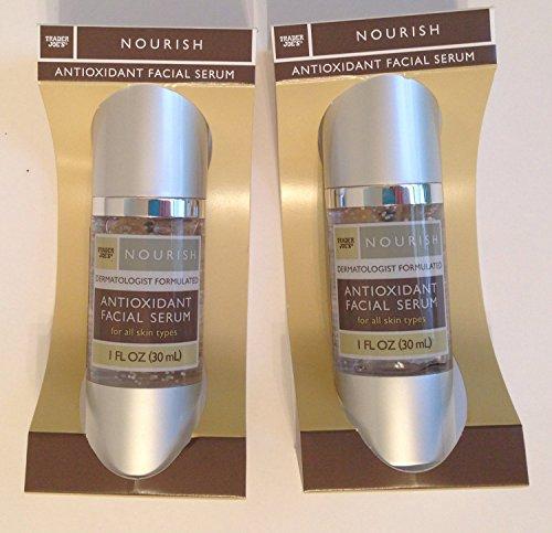Trader Joes Nourish Antioxidant Facial