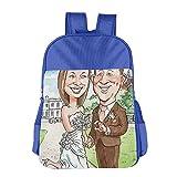 Wedding Events Kids Backpack For Boys Girls Fit School Backpack