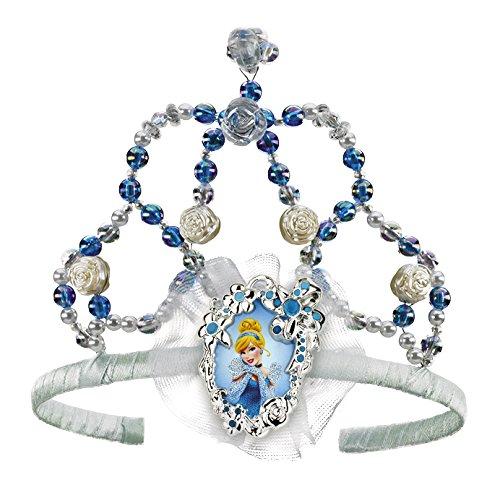 [Disguise Disney Cinderella Tiara Costume Accessory] (Cinderella Play Costumes)