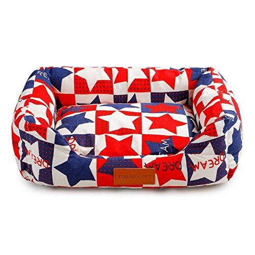 Cat Cage Cage General (Daeou Pet mat Pet Supplies Kennel Pet nest mat Teddy Bed dog cushion cat Nest General)