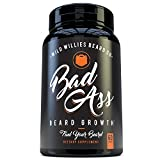 Beard Growth Supplement For Men - Be A Beard Czar With Advanced Facial Hair Multivitamin with biotin for Thicker, Fuller, Healthier Hair & Nails- Proprietary Formula Essential to Follicle Nutrients