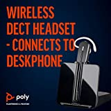 Plantronics - CS540 Wireless DECT Headset