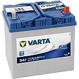 Varta D47 60Ah Batterie de voiture 560 410 054